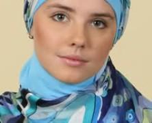 ماشا الیلیکینا (Masha Alalykina) مدلی که مسلمان شده است